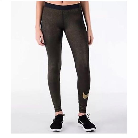 afcec067bbaf1 Nike Pants | Women Pro Training Dri Fit Legging | Poshmark